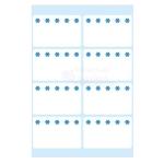 Label Self-Adhesive Freezer