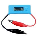 Miniature Digital Voltmeter