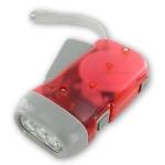 Dynamo Hand Powered Flashlight