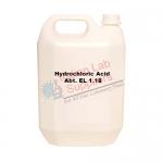 Hydrochloric Acid Abt. EL 1.18