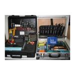 Tool Kit, f. ICT Technicians, 110 VAC Eqpt