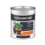 Paint, Chalkboard, Black