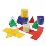 Folding Geometric Shapes