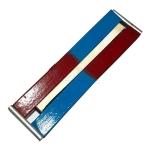 Bar Magnet Pair Chrome Steel