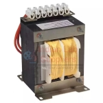 Sectional Front View Of 1PH Transformer