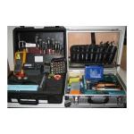 Tool Kit, f. ICT Technicians, 220 VAC Eqpt